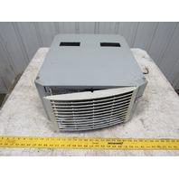 McLean MHB11-0216-G-306 115V 50/60Hz 2200BTU Top Mount Cabinet Air Conditioner