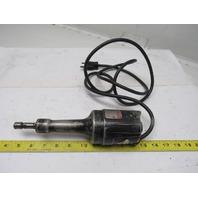 """Dumore 10-351 115V 1/10 Hp 0-60Hz Hand Grinder 1/4"""" Arbor"""