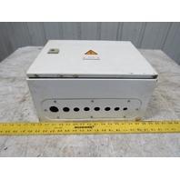 Rittal AE1031 380x300x190mm Steel Electrical Enclosure W/Back Plate