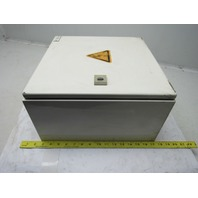 Rittal AE1380 380x300x190mm Steel Electrical Enclosure W/Back Plate