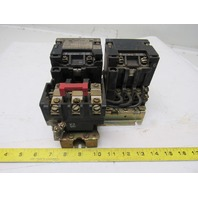 Square D Class 8502 Type SC02 Starter Contactor