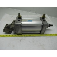 """Festo DNU-4""""-4""""-PPV-A 4"""" Bore 4"""" Stroke 1"""" Rod Clevis Mount Air Cylinder"""