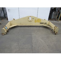 "Crane Works 9520 H Shape 4 Point Lifting Beam 13091Lb Capacity 121"" x 87"""