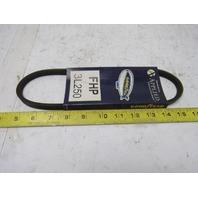 Goodyear FHL 3L250 V- Belt Lot of 12