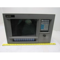 "Xycom 9487 Options 513316-A 12.1"" Color Flat Panel HMI Programmable Interface"