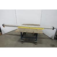 "Parker 04.00 BC2MAU34 93.00 Pneumatic Air Cylinder 4"" Bore 93"" Stroke 250 PSI"