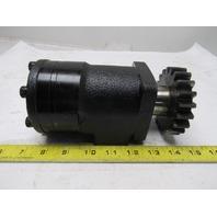 Nippon Gerotor ORB-E-100-4FCTH Orbmark Hydraulic Gear Motor