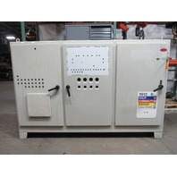 """Hoffman 72XM3EW18FTC 118""""x72""""x18"""" 3 Door Electrical Enclosure JIC Freestanding"""