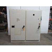 """Hoffman A84XM7818FTC Electrical Enclosure W/100A Fused Disconnect 84""""x78""""x18"""""""
