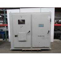 "Klassen JIC Electrical Enclosure Cabinet 94x85x20"" W/60A Disconnect & Back Plate"