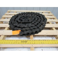 """Diamond 160 Single Strand  Riveted Roller O-Ring Chain  2"""" Pitch 19'"""