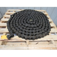 """Diamond 160 Single Strand  Riveted Roller O-Ring Chain  2"""" Pitch 37'"""