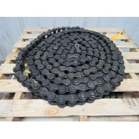 "Diamond 160 Single Strand  Riveted Roller O-Ring Chain  2"" Pitch 32'"