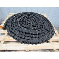 "Diamond 160 Single Strand  Riveted Roller O-Ring Chain  2"" Pitch 57'"