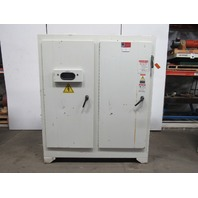 """JIC Electrical Enclosure Cabinet 80x72x16"""" W/30A Disconnect & Back Plate"""