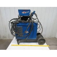 Miller CP-200 200A Welding Power Source W/Millermatic 10-E Wire Feed Mig Welder