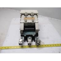 Westinghouse A201K5CAC Size 5 600V 300A 3p 3Ph Motor Control 120V Coil