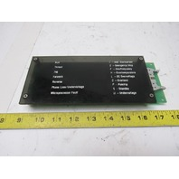 Westinghouse Accutrol 300 5880C13H01 Rev 8 LED Display Board