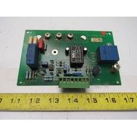 Huttinger Elektronik TE 991290 VER02 Circuit Board From a Trumpf L3030 Laser
