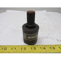 E&E EAC-750F 3/4-16 Threaded Self Aligning Cylinder Die Coupler