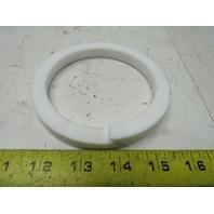 "A362136410 Teflon Split Ring Seal 4-9/16"" OD x 1/2"" 3-3/4 ID Valve Seat Cylinder"
