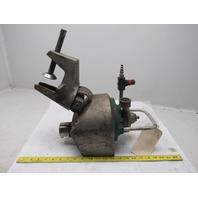 "Gast NAG-33 Lightnin Pneumatic Clamp On Barrel Mixer 5/8"" Shaft"