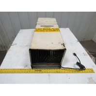 Kooltronic KXRP33 115V 50/60Hz Panel Mount Heat Exchanger Cooling Unit