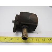 Haldex Barnes 11301 8620616 Hydraulic Gear Pump From Hyster E30XM2 Forklift