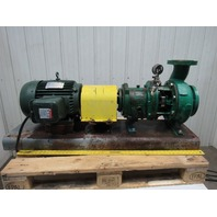 "Goulds BY754FLF2USH04 EQPIII 7.5Hp 1750RPM 230/460V 4x3x6"" Centrifugal Pump"