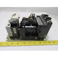 Allen Bradley 509-COB-A3H Ser B Size 2 Motor Starter W/592-A3HC Over Load 12-38A