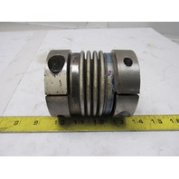 "Rimtec 39mmx 1-1/4"" Flexible Bellows Shaft Coupling"