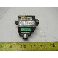 """Lebow 1253-103-50 3/8"""" Drive Socket Torque Sensor 50 Ft lbs 5,000RPM"""
