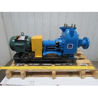 "Gorman Rupp 83C3-3 Self Priming Centrifugal Pump 3"" x 3"" 5 Hp 230/460V 3Ph"