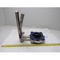 """Grinnell LC-8101-3 3"""" Butterfly Valve W/Handle WP 250PSI"""
