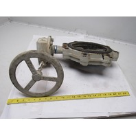 """Milwaukee ML222B A S 8"""" Butterfly Valve W/Manual Hand Lever Actuated"""