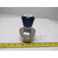 GO PR7-1A11I8G111 Pressure Regulator 0-100PSIG 7 Bar 408