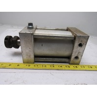 """Motion Controls D96SNLC 3R A1 Pneumatic Air Cylinder 3"""" Stroke 3-1/2"""" Bore"""