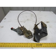 Square D 9422CFA51 Ser A Cable Operated Panel Mount Breaker Actuator