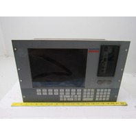 "Marposs E9066N Flat Panel LCD 15"" Computer PC Based HMI Monitor Display"