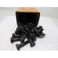 """A325 3/4-10 Structural Grade Hex Bolts 2-3/4"""" Lot Of 49"""
