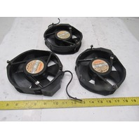 NMB 5915PC-23T-B30 230V 50/60Hz 1Ph 35W Panel Cooling Fan Lot Of 3