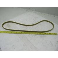 """16T10/1390 16mm x 26.5"""" 139T T10 Pitch Steel Braided  Endless Timing Belt"""