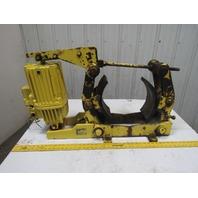 "Mondel 13MBT-ED50/6C 550LB Ft 13"" Crane Brake Machine Shoe Brake 230/460V"