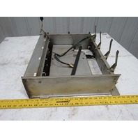 ABB 3HAC Robot Servo Drive 4 Slot Cooling Rack Tray