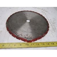 "12"" Carbide Tipped 1"" Arbor 32T Circular Saw Blade Sharpened"