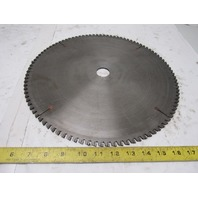 "14"" 100T Carbide Tipped 1-1/4"" Arbor Circular Saw Blade"