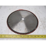 "12"" 80T Carbide Tipped 1"" Arbor Wood Cut Circular Saw Blade"