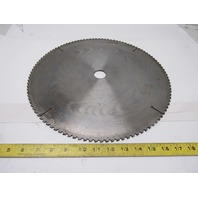 "15"" 110T 1-1/4"" Arbor Carbide Tipped Circular Saw Blade"
