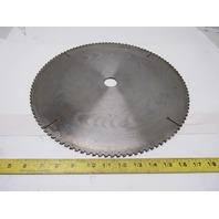 "15"" 110T 1-1/4"" Arbor Carbide Tipped Circular Saw Blade"