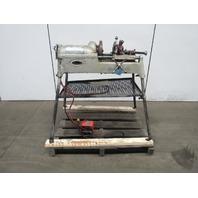 Ridgid Model 535 Pipe Threader Threading Machine 115V 1PH Gas Water Lines